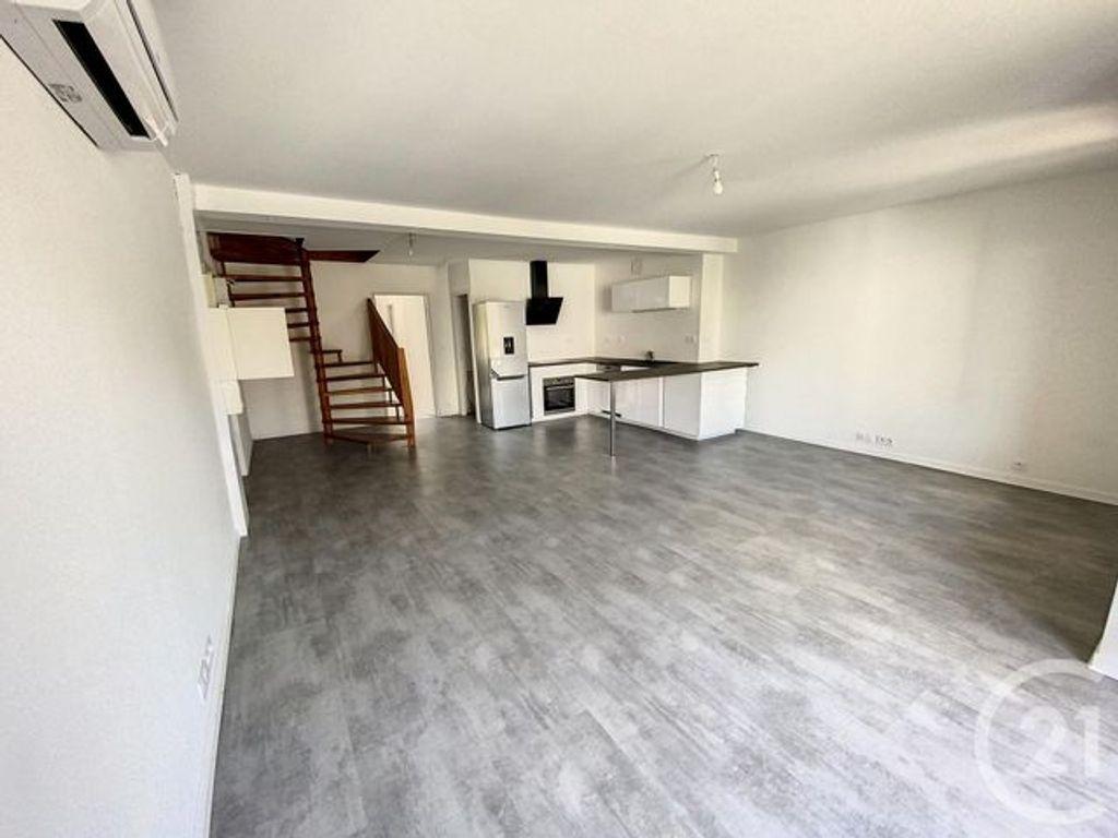 Achat duplex 4pièces 89m² - Clermont-Ferrand