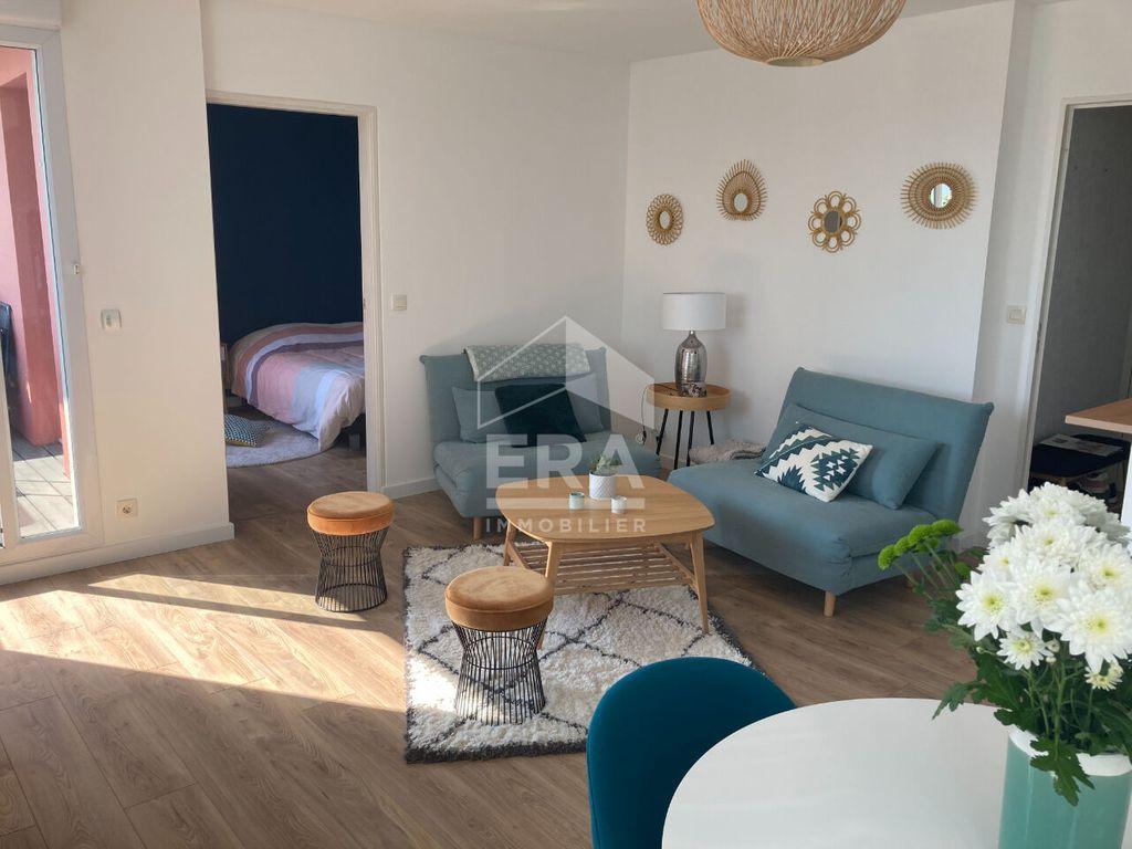 Achat appartement 2pièces 50m² - Rennes