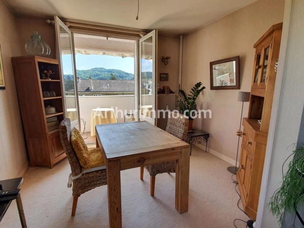 Achat appartement 3pièces 70m² - Lons-le-Saunier