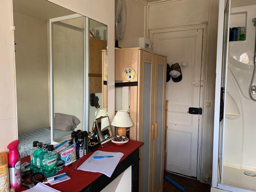 Achat studio 12m² - Paris 12ème arrondissement
