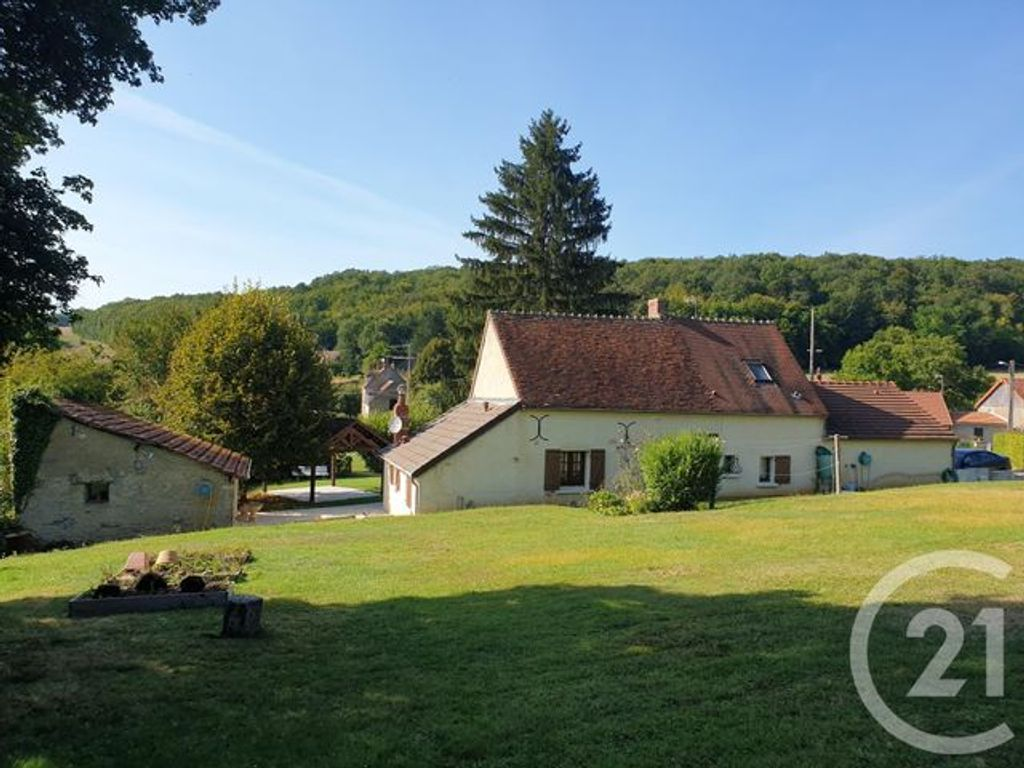 Achat maison 3chambres 104m² - Sainte-Colombe-des-Bois