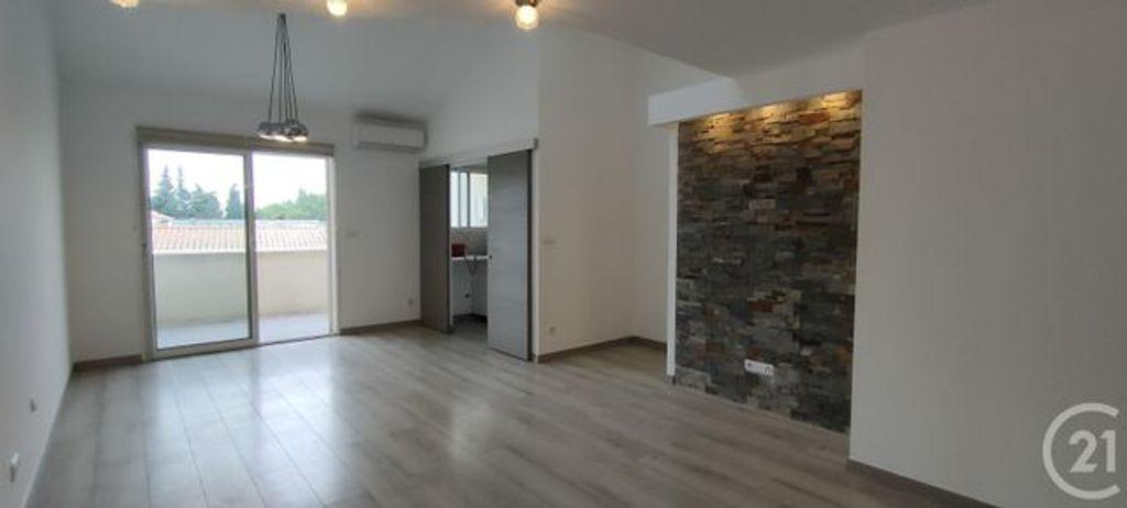 Achat duplex 4pièces 85m² - Nîmes