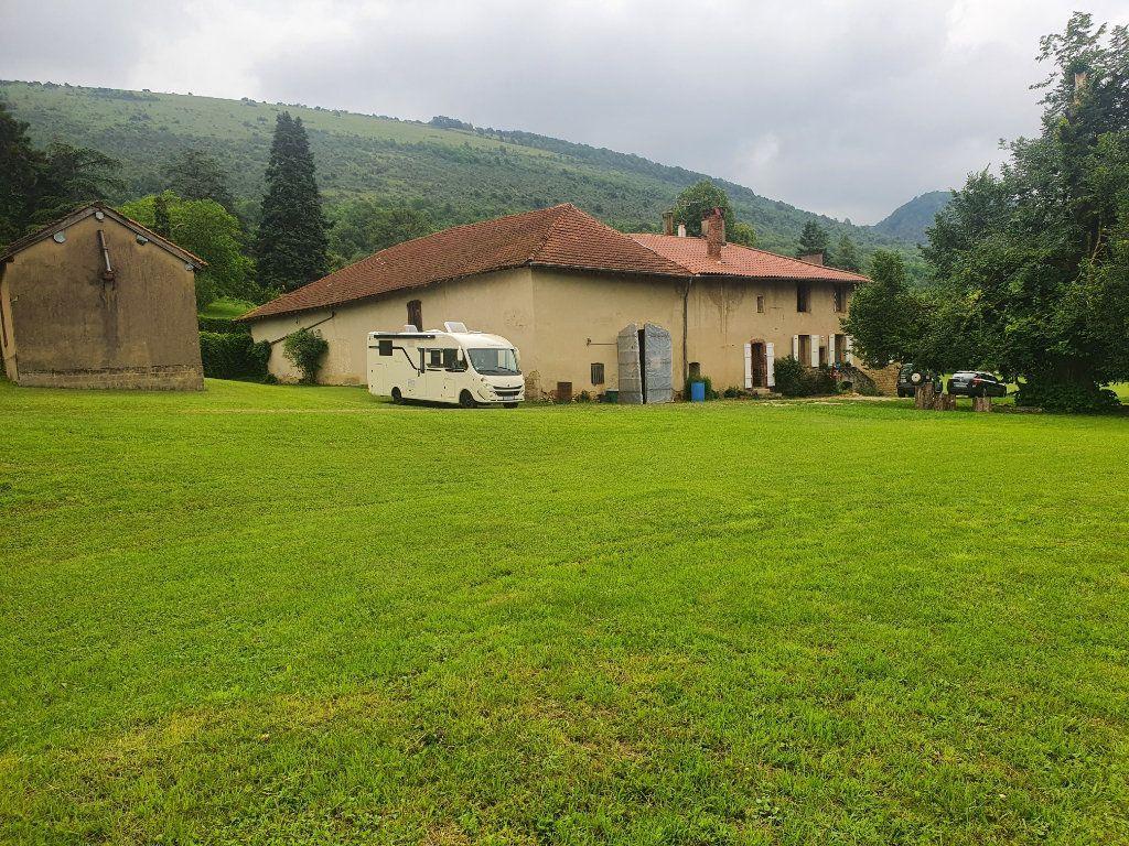 Achat maison 2chambres 110m² - Courmangoux