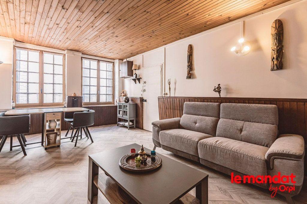 Achat appartement 2pièces 46m² - Laon