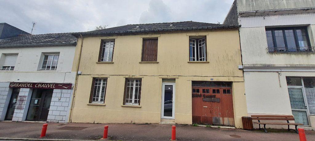 Achat maison 2chambres 84m² - Rostrenen
