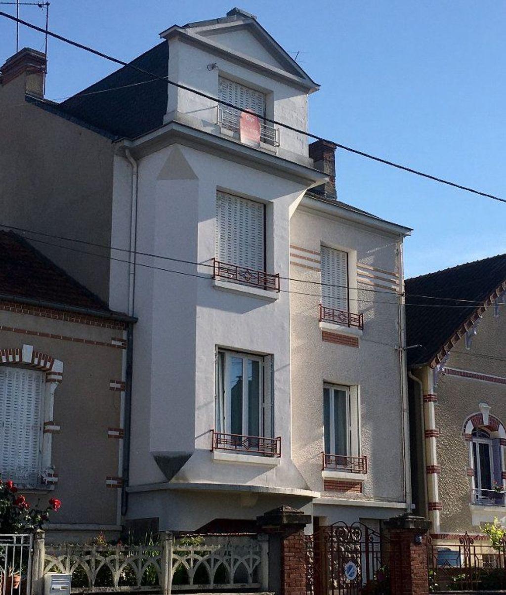 Achat appartement 3pièces 71m² - Montluçon
