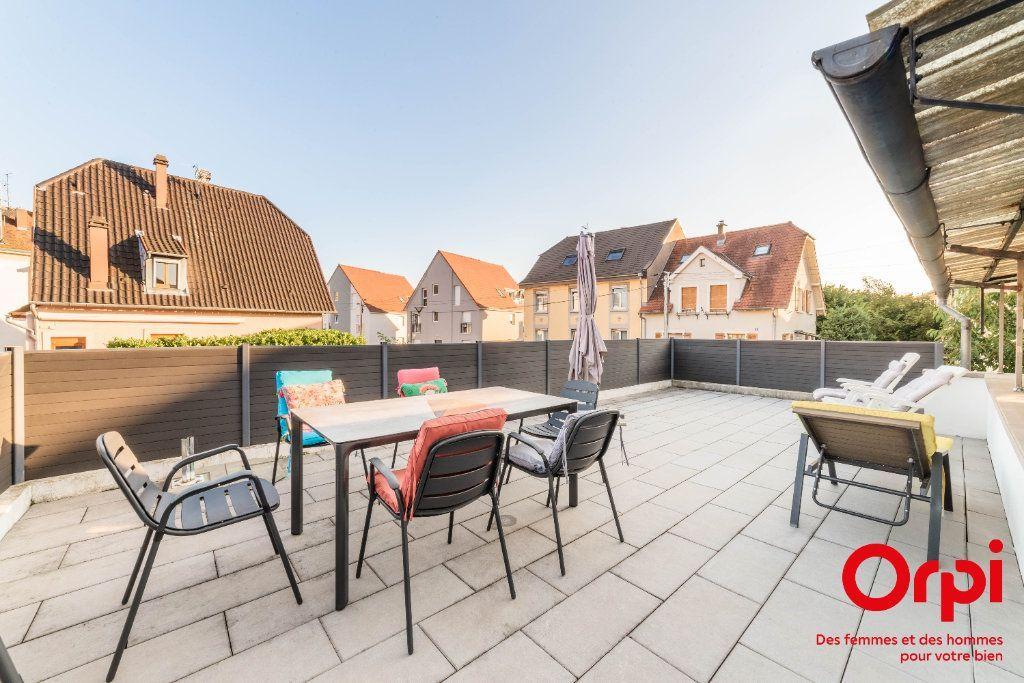 Achat maison 3chambres 120m² - Strasbourg
