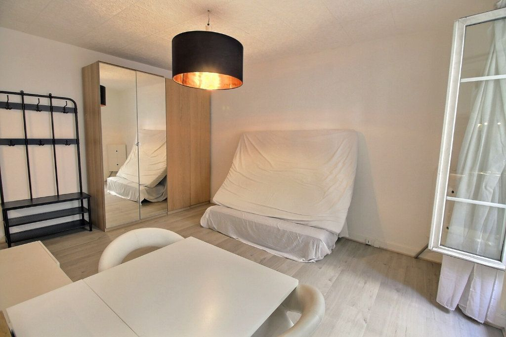 Achat studio 23m² - Paris 17ème arrondissement