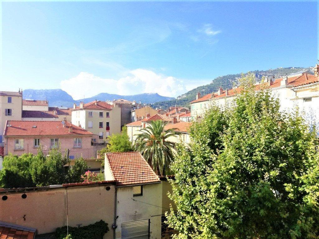 Achat appartement 3pièces 45m² - Toulon