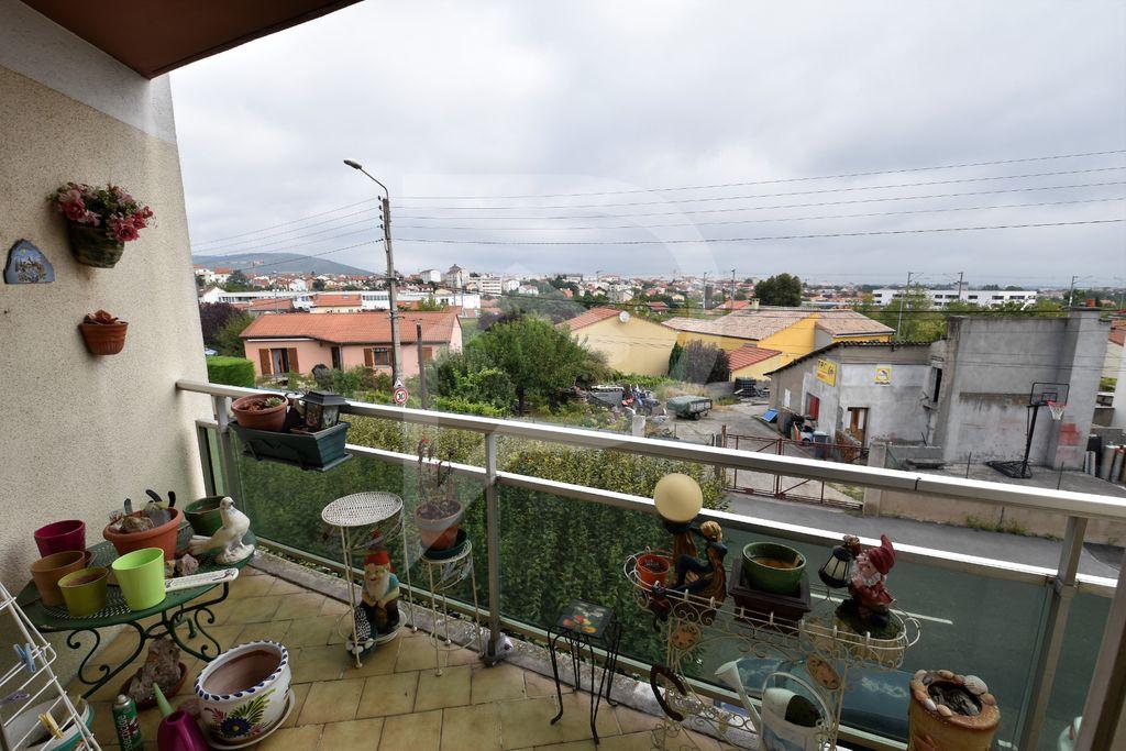 Achat appartement 4pièces 72m² - Clermont-Ferrand