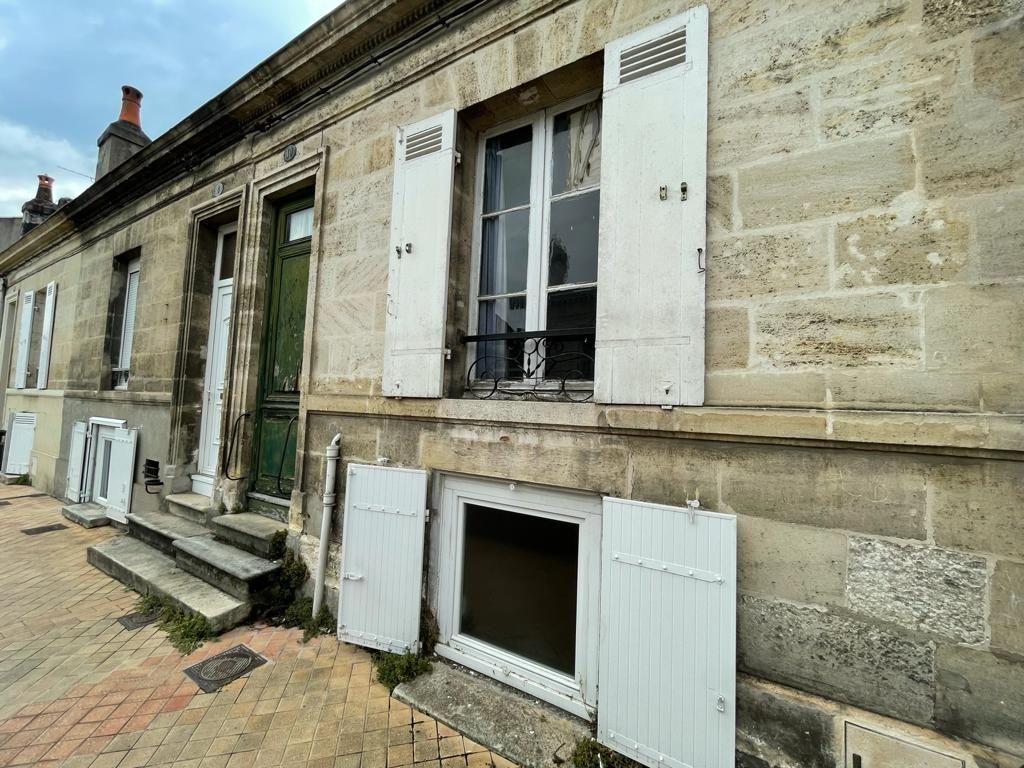 Achat maison 2chambres 79m² - Bordeaux