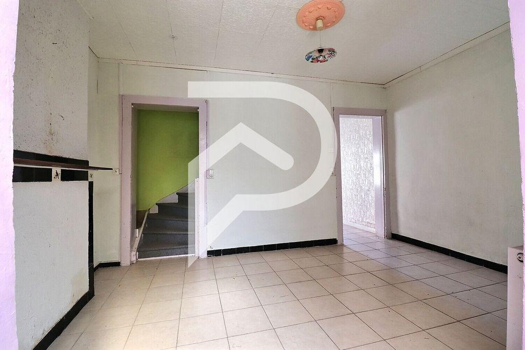 Achat maison 2chambres 79m² - Vieux-Condé