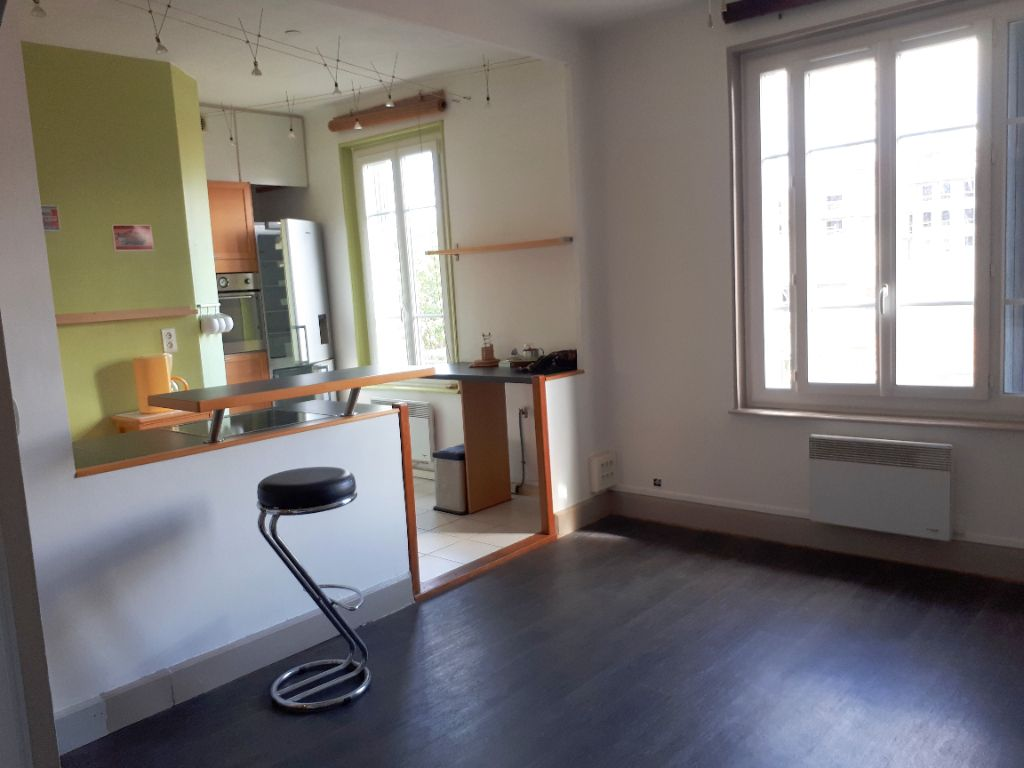 Achat appartement 2pièces 54m² - Lyon 8ème arrondissement