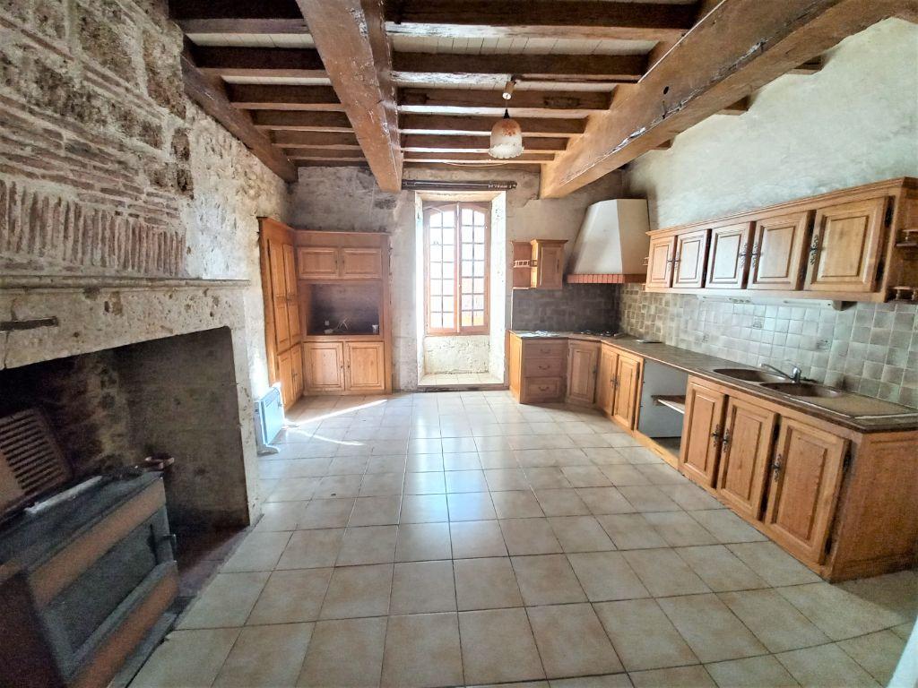 Achat maison 2chambres 88m² - Montaigu-de-Quercy