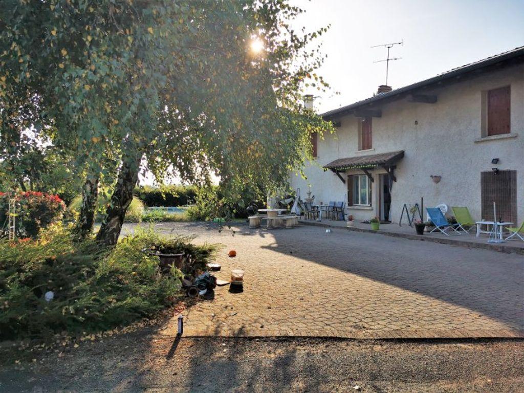 Achat maison 4chambres 200m² - Peyzieux-sur-Saône