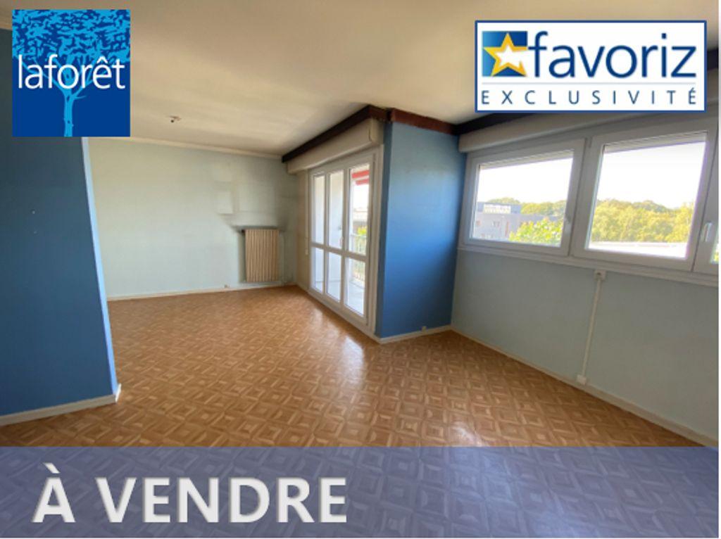 Achat appartement 3pièces 79m² - Montbéliard