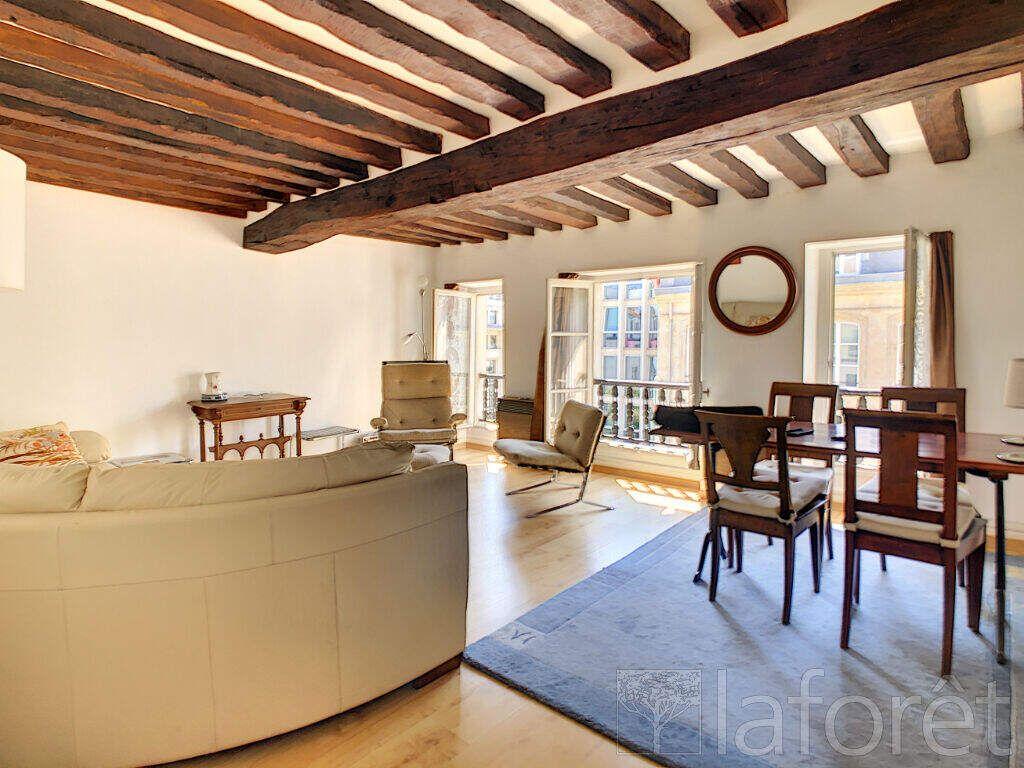 Achat appartement 2pièces 42m² - Paris 2ème arrondissement