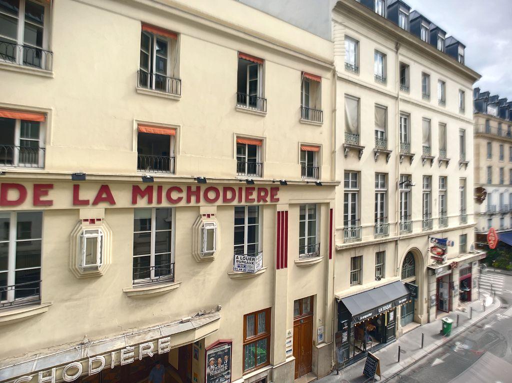 Achat appartement 2pièces 31m² - Paris 2ème arrondissement