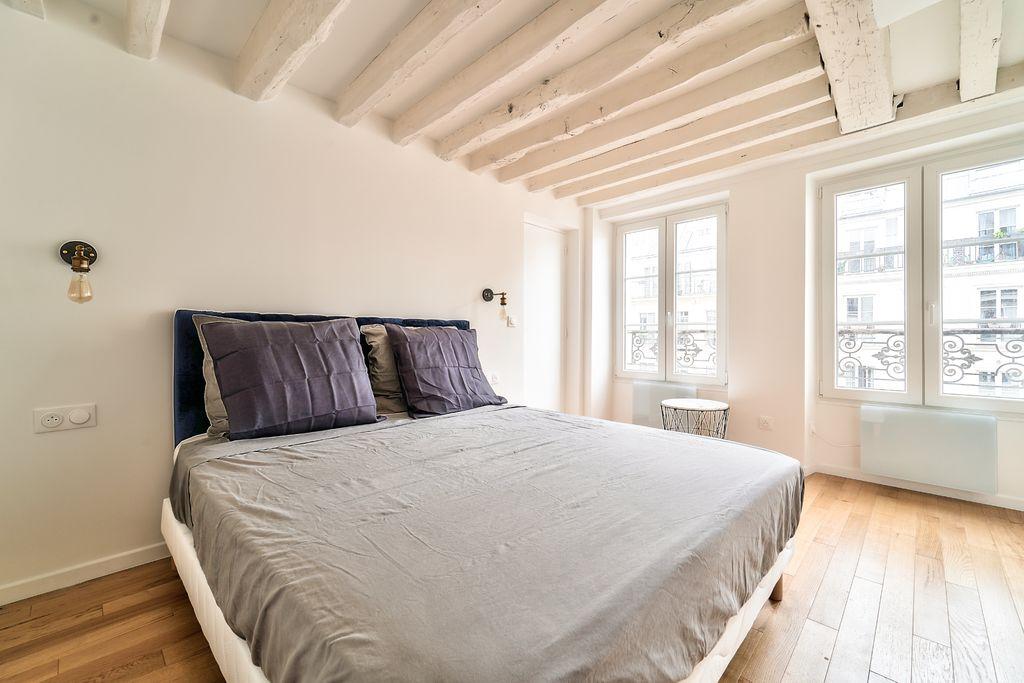 Achat appartement 3pièces 58m² - Paris 1er arrondissement