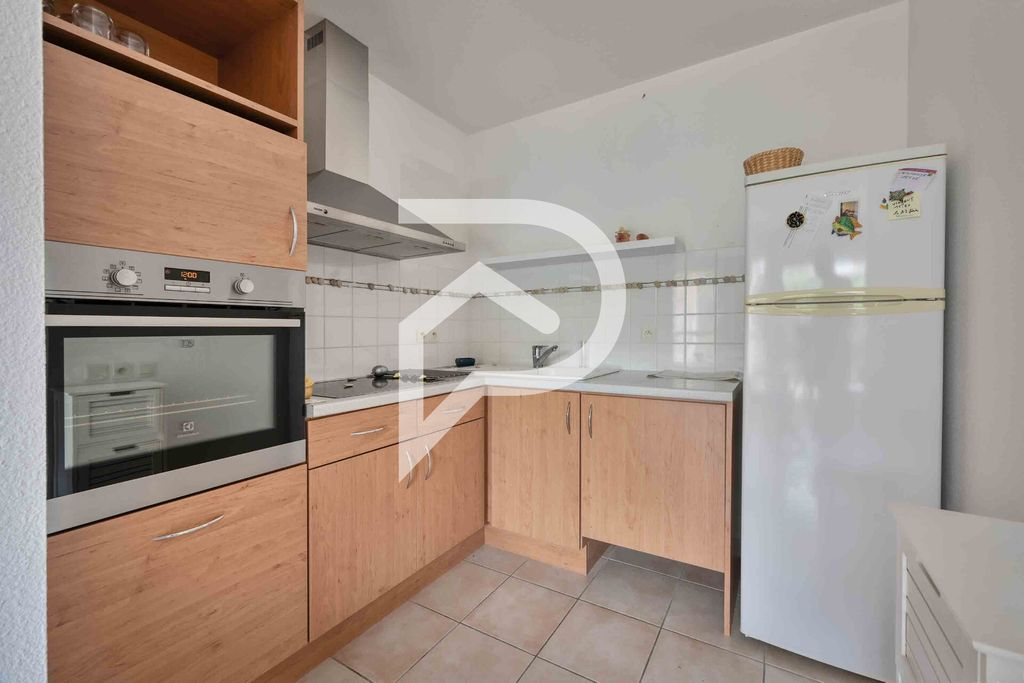 Achat maison 1 chambre(s) - Jonquières-Saint-Vincent