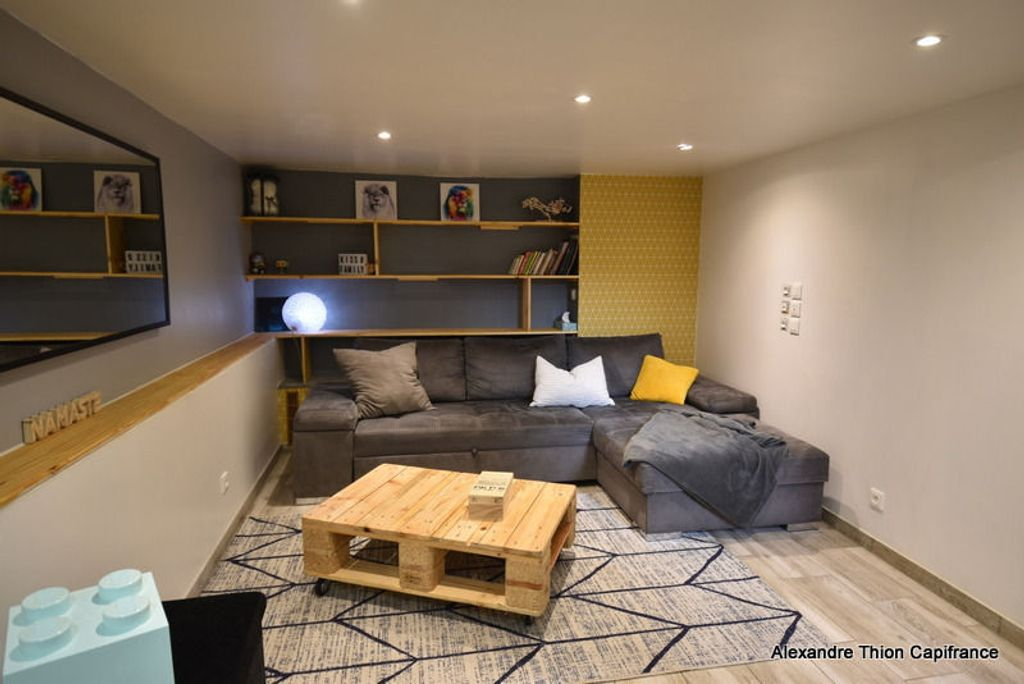 Achat maison 2chambres 86m² - Pont-d'Ain