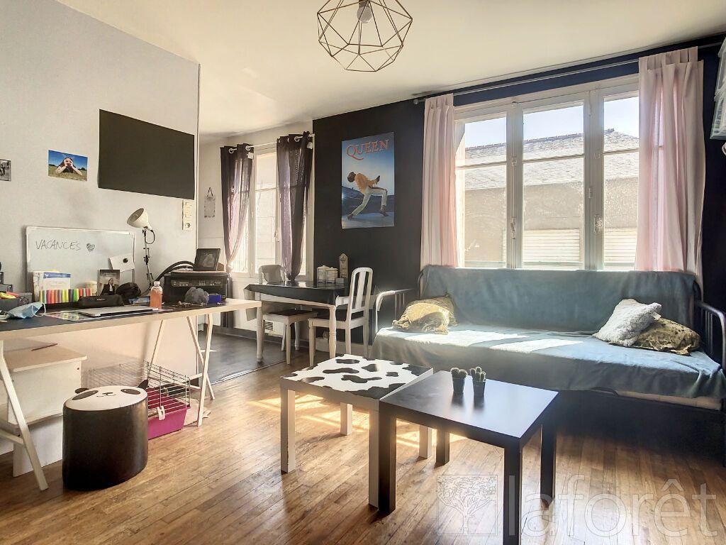 Achat appartement 2pièces 37m² - Rennes