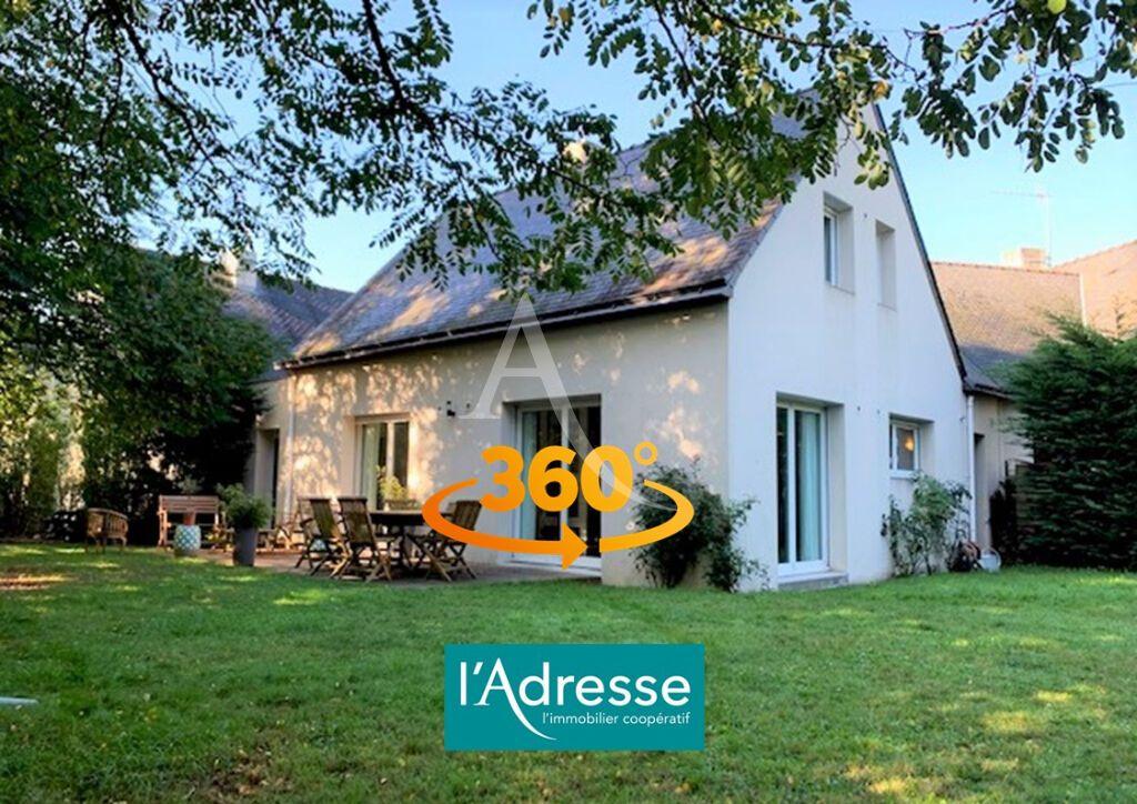 Achat maison 4chambres 120m² - Nantes
