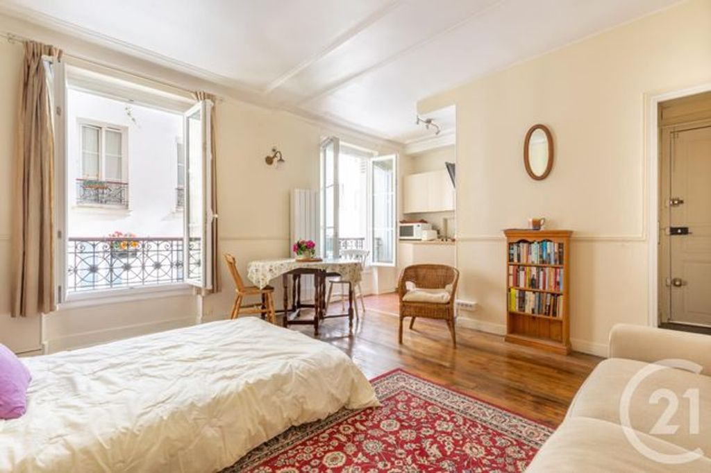 Achat studio 26m² - Paris 12ème arrondissement