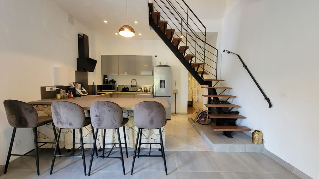 Achat maison 2chambres 77m² - Nice