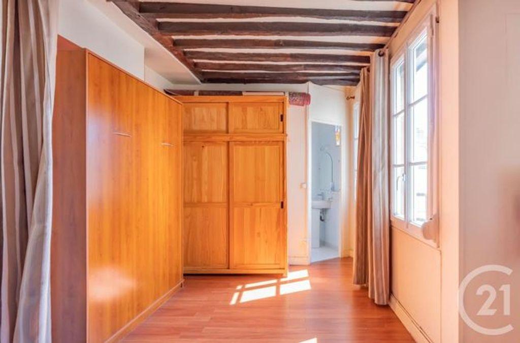 Achat studio 29m² - Paris 6ème arrondissement