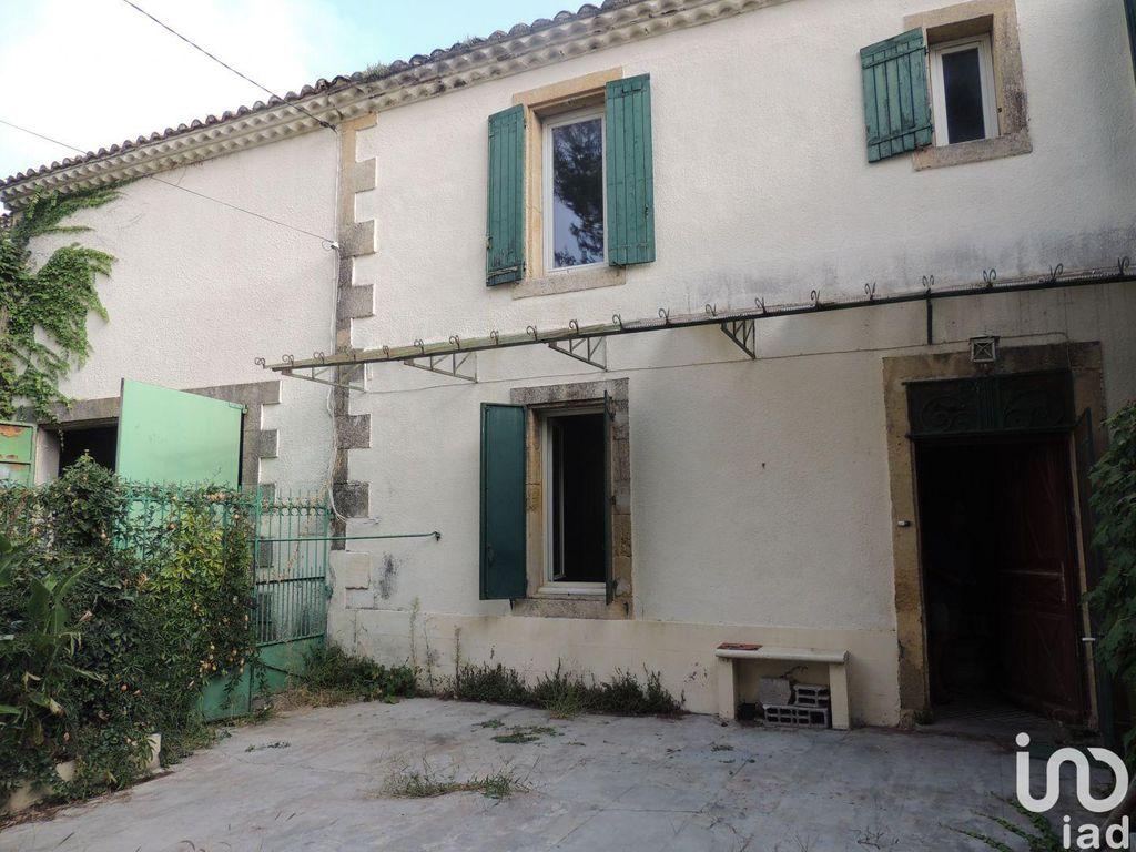 Achat maison 4 chambre(s) - Collias