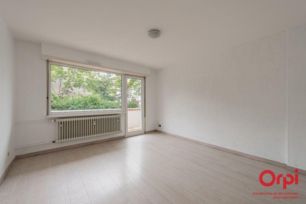 Achat appartement 3pièces 63m² - Strasbourg