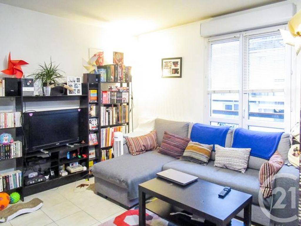 Achat appartement 2pièces 53m² - Lyon 3ème arrondissement