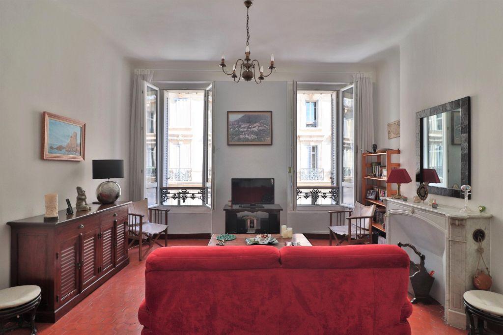 Achat appartement 3pièces 83m² - Marseille 2ème arrondissement