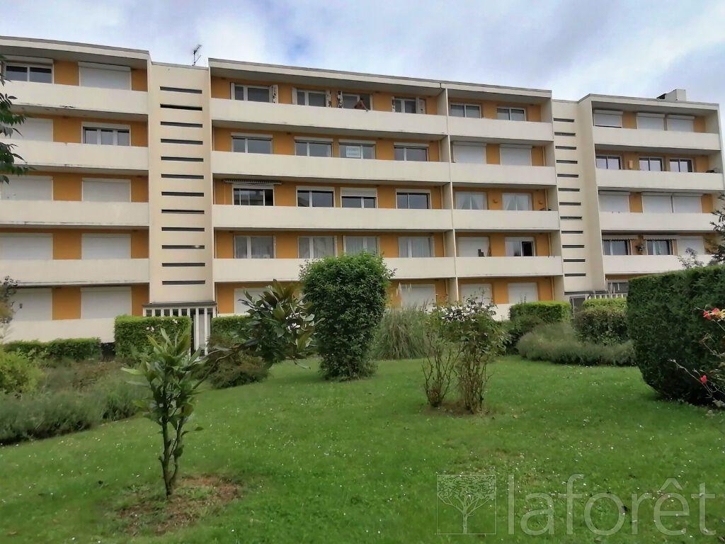 Achat appartement 5pièces 78m² - Saint-Quentin