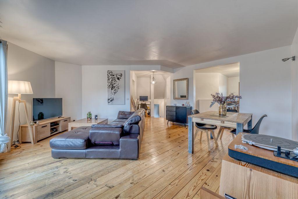 Achat duplex 4pièces 82m² - Annecy