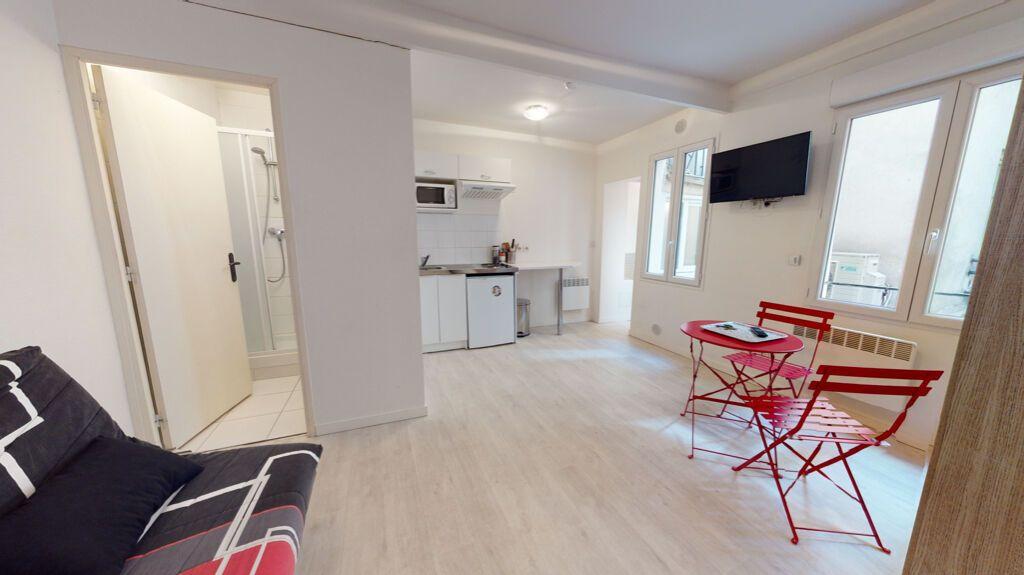 Achat studio 19m² - Paris 13ème arrondissement