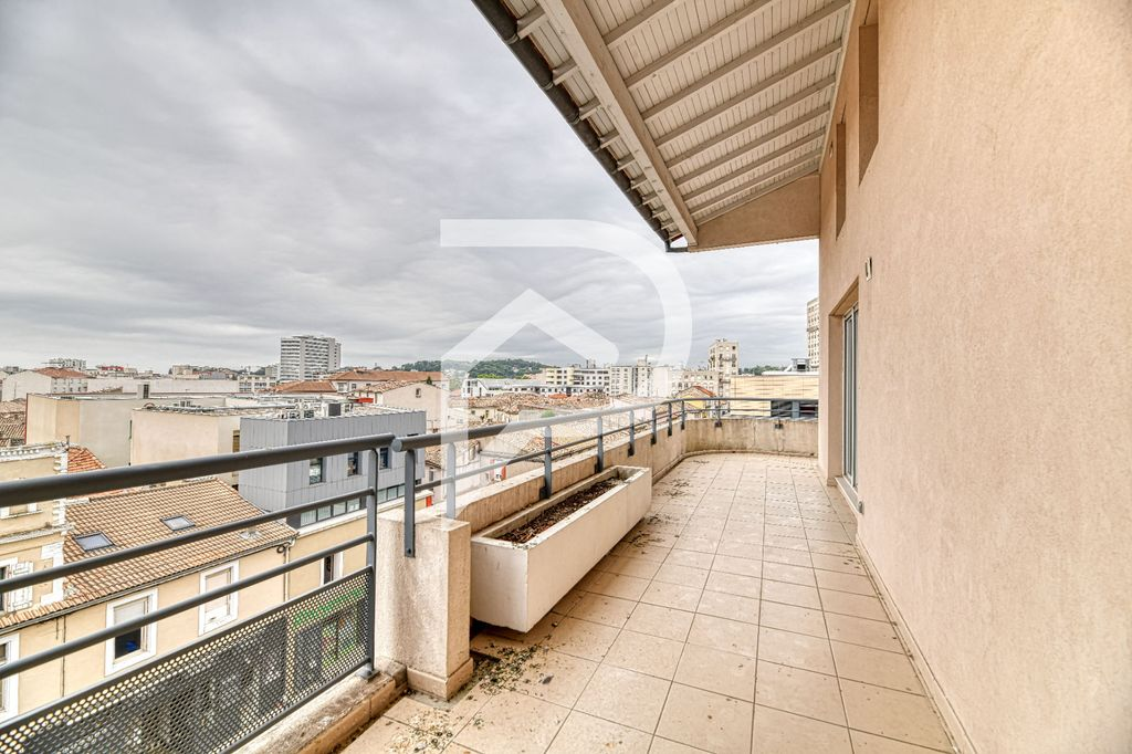Achat duplex 4pièces 108m² - Nîmes