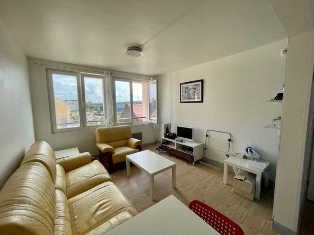 Achat appartement 3pièces 52m² - Lille