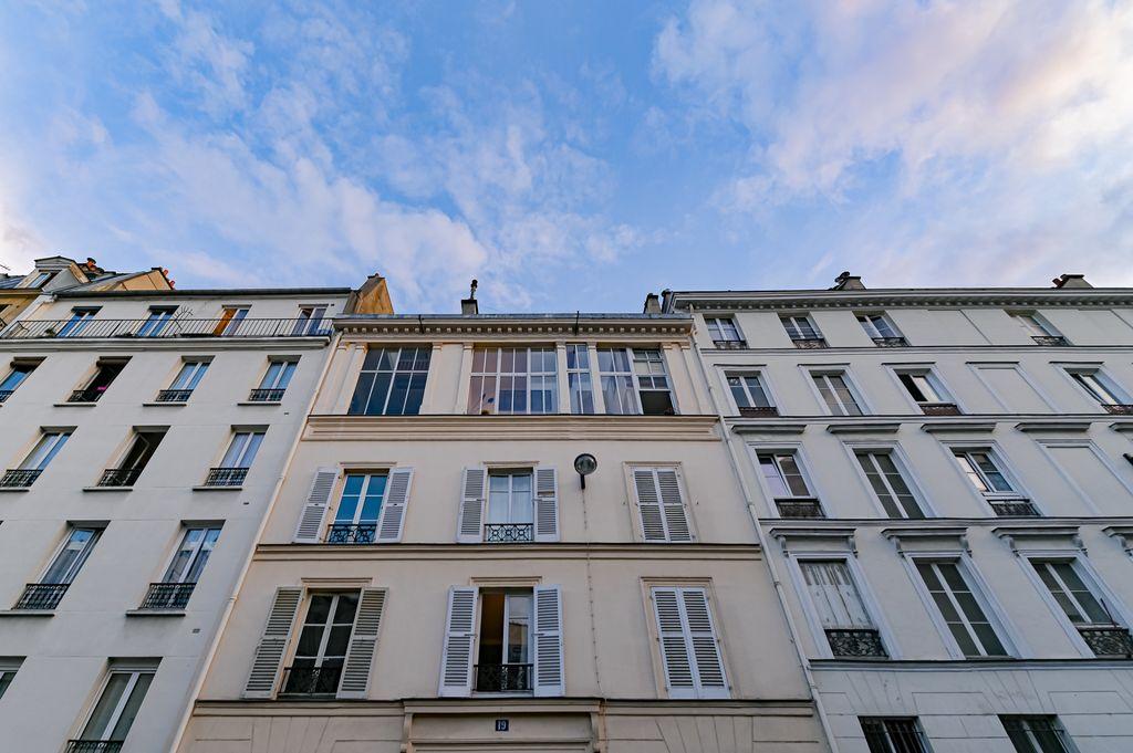 Achat appartement 2pièces 33m² - Paris 9ème arrondissement