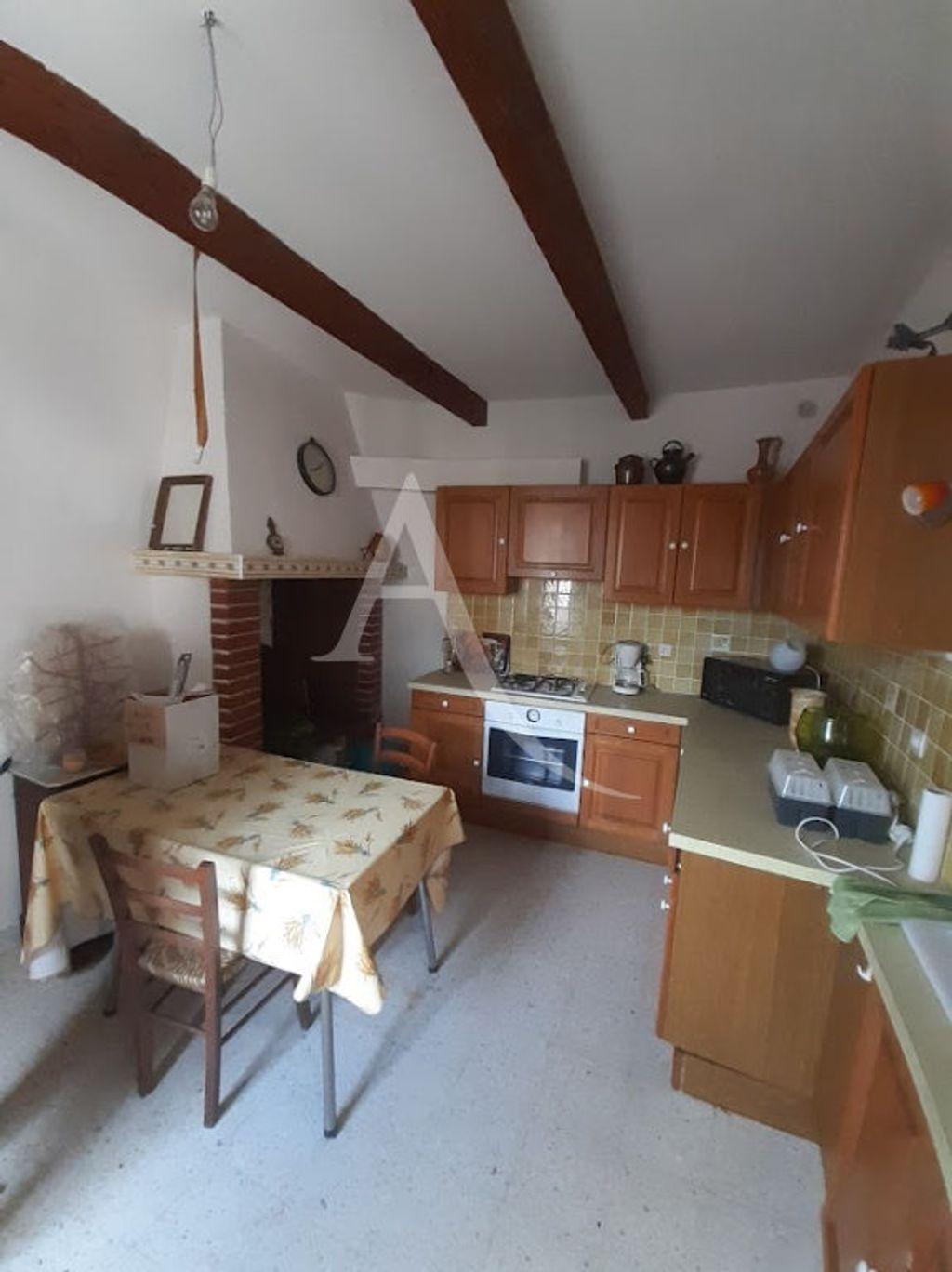 Achat maison 1chambre 55m² - Saint-Gervais-sur-Mare