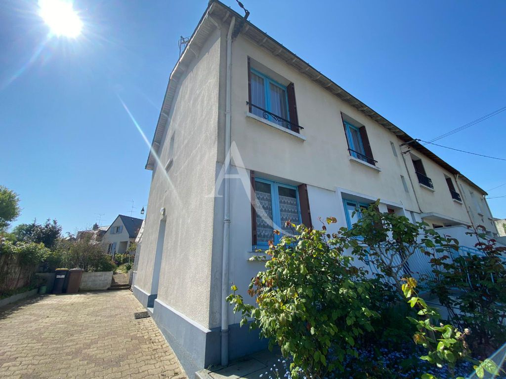 Achat maison 4chambres 93m² - Angers