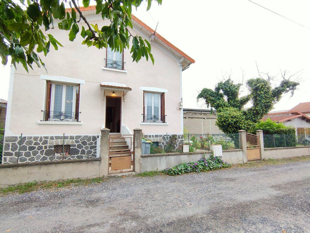 Achat maison 3chambres 101m² - Clermont-Ferrand