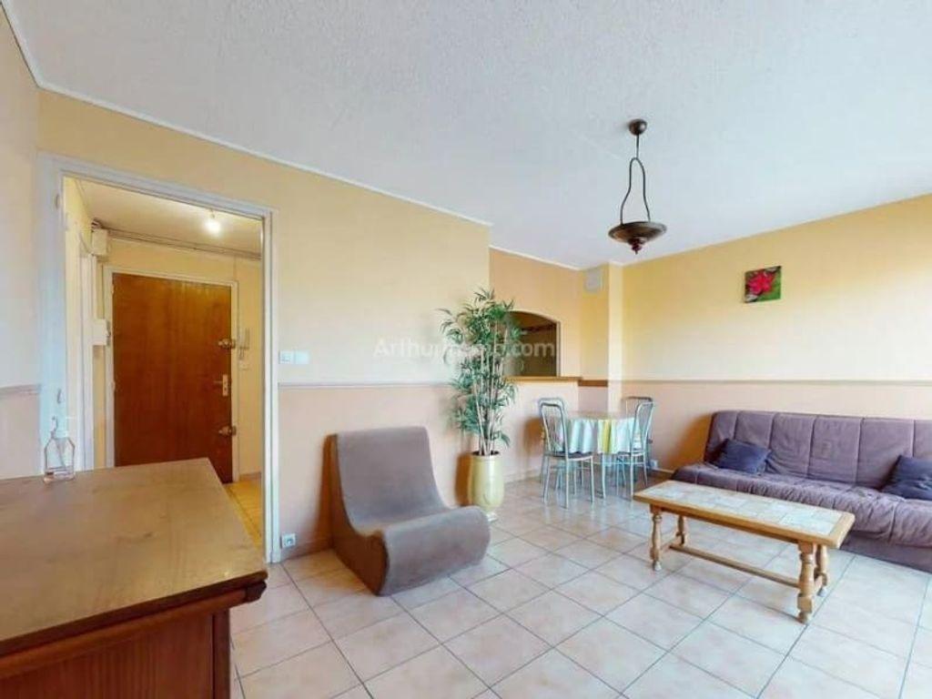 Achat appartement 2pièces 44m² - Montpellier