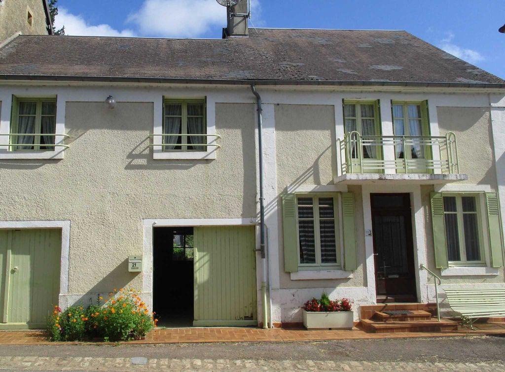 Achat maison 5chambres 145m² - Lurcy-le-Bourg