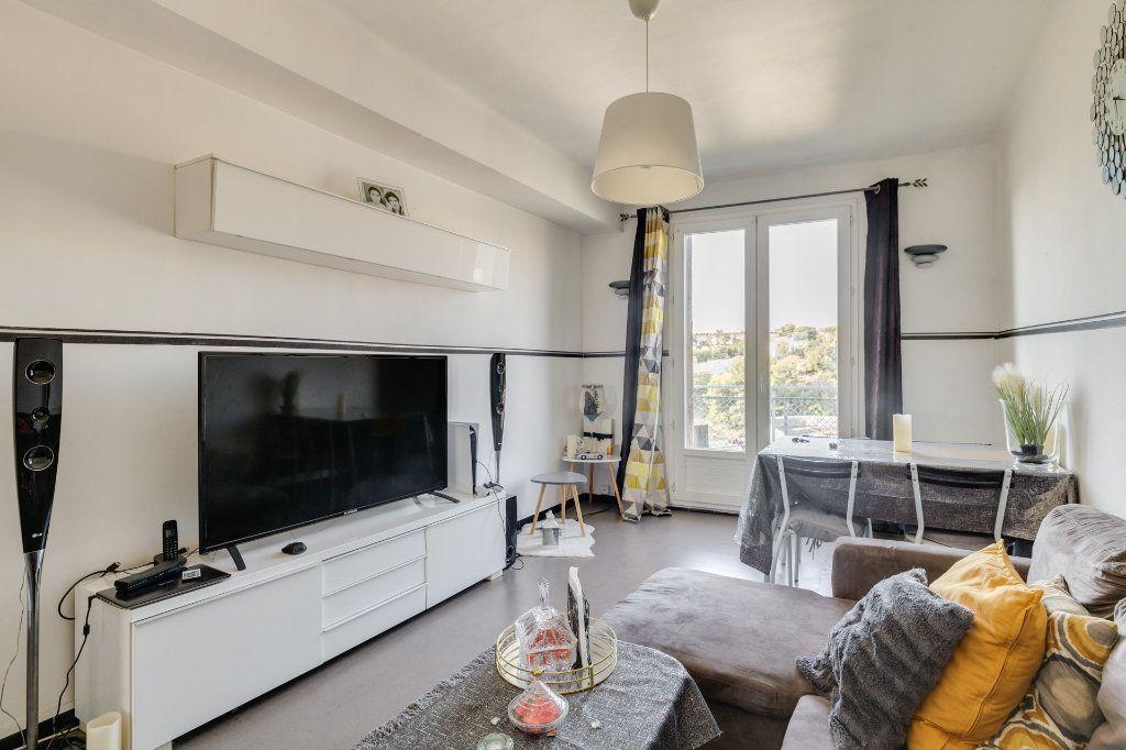 Achat appartement 2pièces 52m² - Marseille 3ème arrondissement