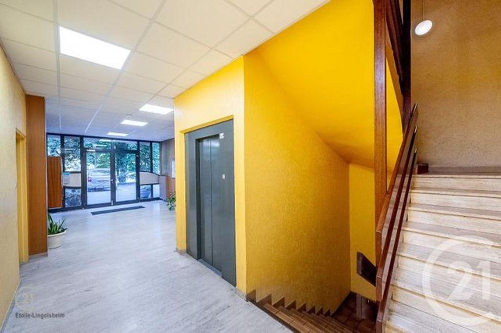 Achat appartement 2pièces 49m² - Strasbourg