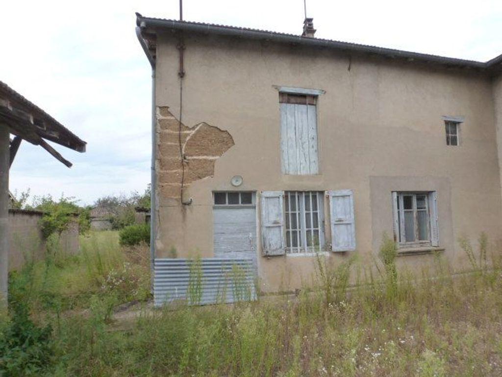 Achat maison 2chambres 150m² - Saint-Étienne-sur-Chalaronne