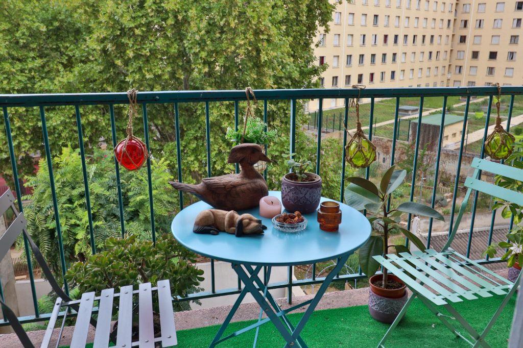 Achat appartement 2pièces 47m² - Marseille 3ème arrondissement