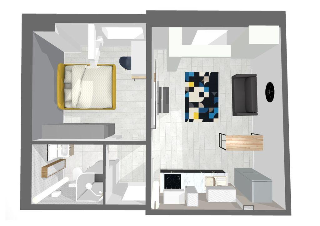 Achat appartement 2pièces 31m² - Paris 5ème arrondissement